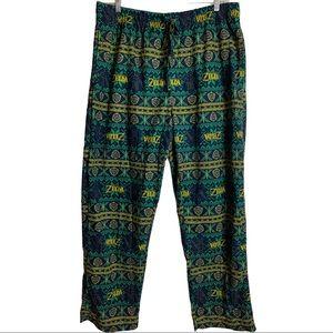Zelda Men's all over print sleep pant Size XL